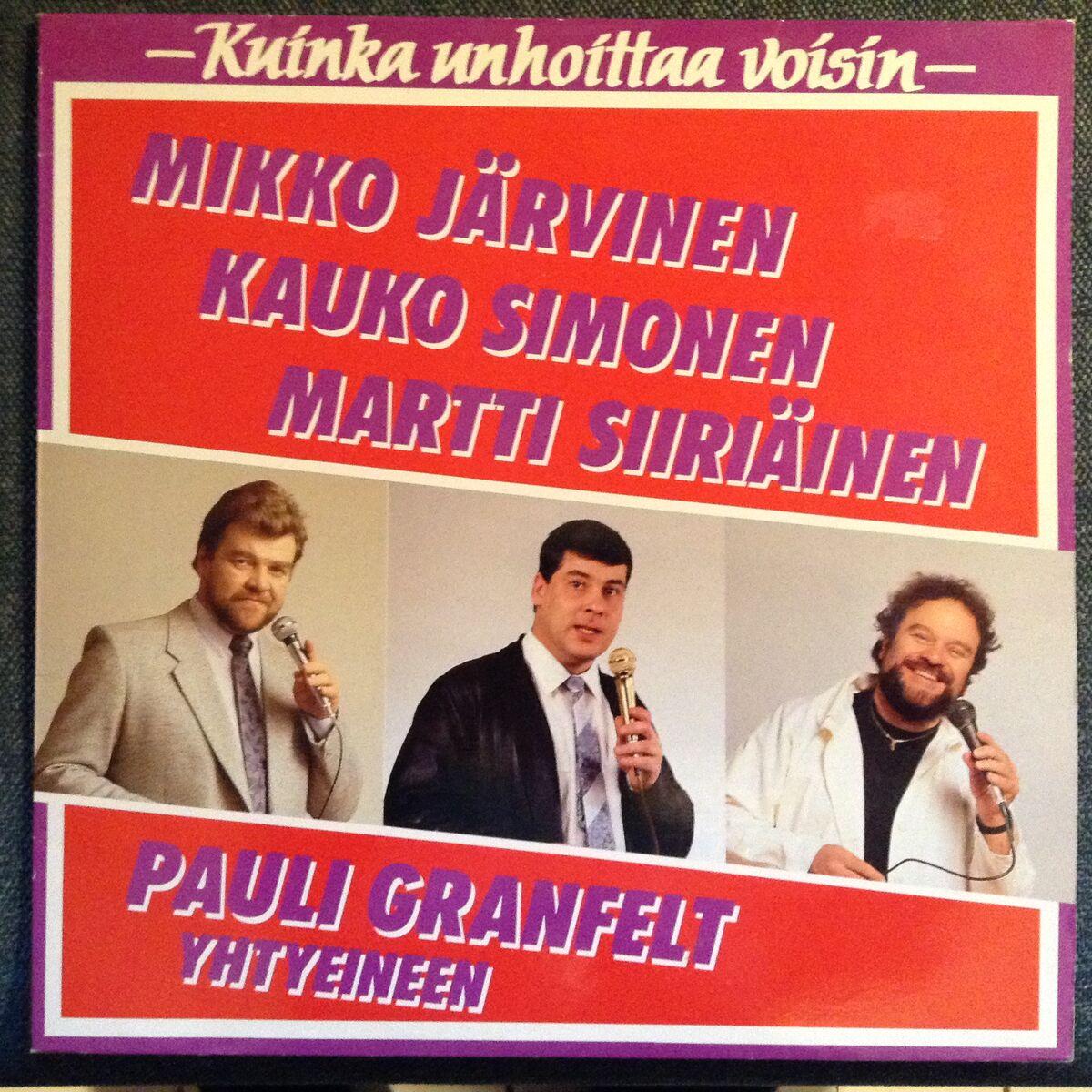 Pauli Granfelt