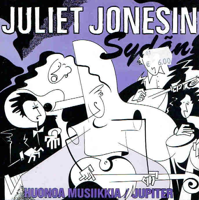 Juliet Jonesin Sydän