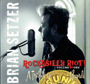 Setzer, Brian: Rockabilly Riot Volume One - A Tribute to Sun Records 2-LP