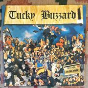 Tucky Buzzard: Allright on the night LP