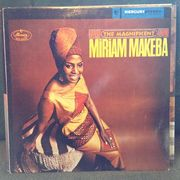 Makeba, Miriam: The Magnificent Miriam Makeba LP