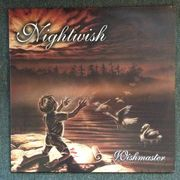 Nightwish: Wishmaster 2-LP, Orange LTD