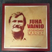Vainio, Juha: Legendan laulut 10-CD BOX