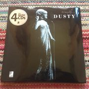 Springfield, Dusty: Simply... Dusty 4xCD + Kirja