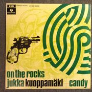 Kuoppamäki, Jukka & Candy: On The Rocks LP