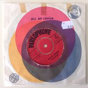 Beatles: All My Loving / I Saw Her Standing There 7""