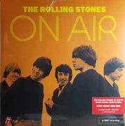Rolling Stones: On Air - Live from the BBC 1963-64 2-LP. UUSI / NEW