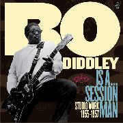 Diddley, Bo: Is A... Session Man CD UUSI / NEW
