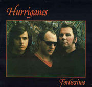 Hurriganes: Fortissimo LP LTD RED, UUSI / NEW