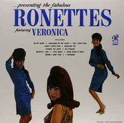 Ronettes: ...presenting the fabulous LP. UUSI / NEW