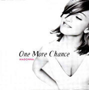Madonna: One More Chance + 2 CD-single POSTERSLEEVE