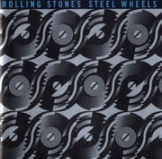 Rolling Stones: Steel Wheels LP