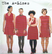 A-Lines, The: You Can Touch UUSI/NEW