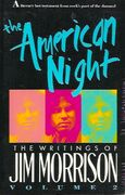 Copy of Jim Morrison: The American Night KIRJA / BOOK