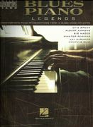 Blues Piano Legends: Artist Transcriptions, nuottikirja. UUSI