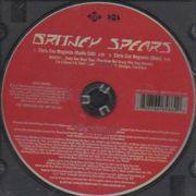 Spears, Britney: Chris Cox Megamix (radio edit) PROMO