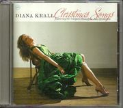 Diana Krall feat. The Clayton-Hamilton Jazz Orchestra: Christmas Songs CD