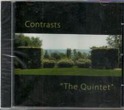 The Quintet: Contrasts CD UUSI / NEW