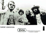 FAIRPORT CONVENTION: ruotsalainen promokuva / swedish promopic