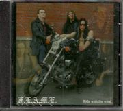 F.L.A.M.E.: Ride with the Wind CD
