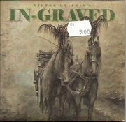 Victor Griffin's In-Graved: S/T CD, UUSI / NEW