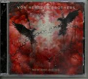 Von Hertzen Brothers: New Day Rising CD + Promokuva nimmareilla