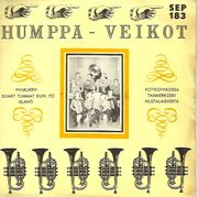 Humppaveikot: S/T -EP