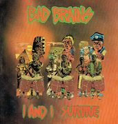 Bad Brains: I And I Survive 12""