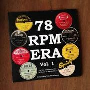 V/A: 78 RPM Era Vol. 1 UUSI / NEW
