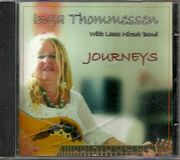 Inga Thomessen with Lasse Mirsch Band ( Inga ja Lasse ): Journeys CD