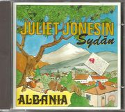 Juliet Jonesin Sydän: Albania CD