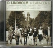 D. Lindholm & Launeen K.: S/T CD UUSI / NEW