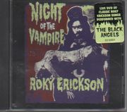 Erickson, Roky & The Black Angels: Night Of The Vampire ltd DVD