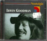 Irwin Goodman: Nostalgia CD