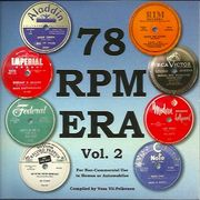 V/A: 78 RPM Era Vol. 2 UUSI / NEW