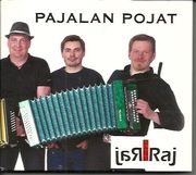 Raj-Raj Band: Pajalan Pojat CD
