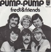 Fredi & Friends: Pump-pump / Fredi: Listen To The Sea