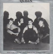 "Queen: Excerpts From Their New Album ""The Works"" flexi"
