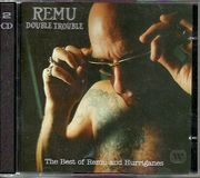 Remu: Double Trouble - The Best of Remu and Hurriganes 2-CD