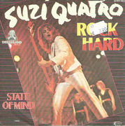Suzi Quatro: Rock Hard / State Of Mind