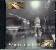 Various; Sámi Grand Prix 2001, UUSI/NEW