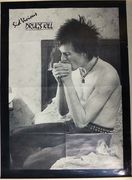 Sid Vicious: Drugs kill juliste / poster