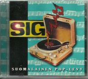 Sig: Suomalainen pop-levy CD NIMMARIT!!
