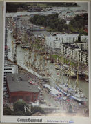 The Cutty Sark Tall Ships Race 1996: Juliste / Poster