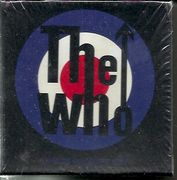 The Who: Lasinaluset, 4 kpl. UUSI / NEW