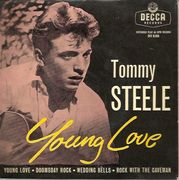 Tommy Steele and his Steelmen: Young Love -EP