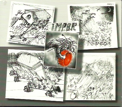 Frith, Fred: Impur CD