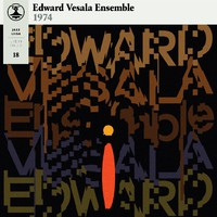 Edward Vesala Ensemble: 1974 - Jazz Liisa 18 LP, UUSI/NEW, LTD Orange