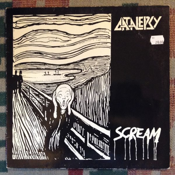 Catalepsy: Scream + 3 12""