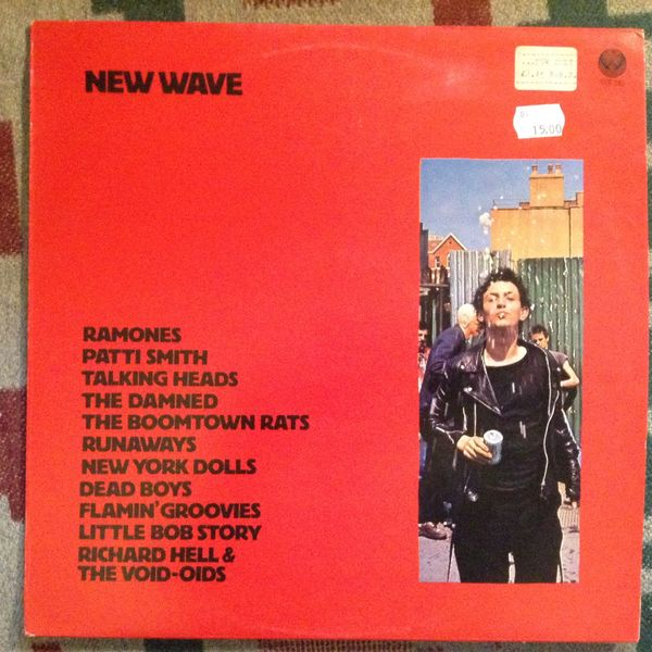 V/A: New Wave LP